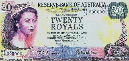 Australian Dollar Currency Flags Of The World