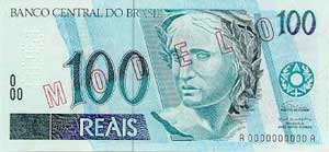 Brazilian real - currency | Flags of countries