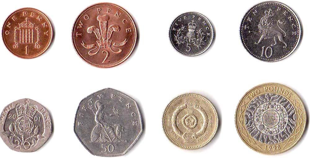 Image result for english money
