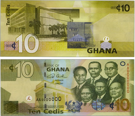 Current forex rates in ghana