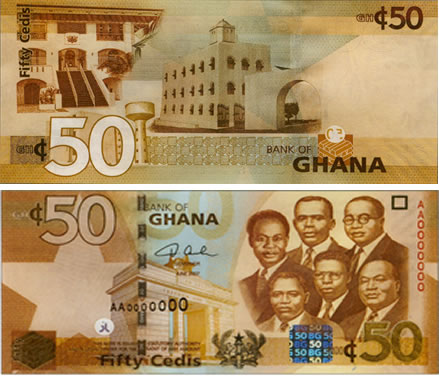 Forex exchange rates ghana