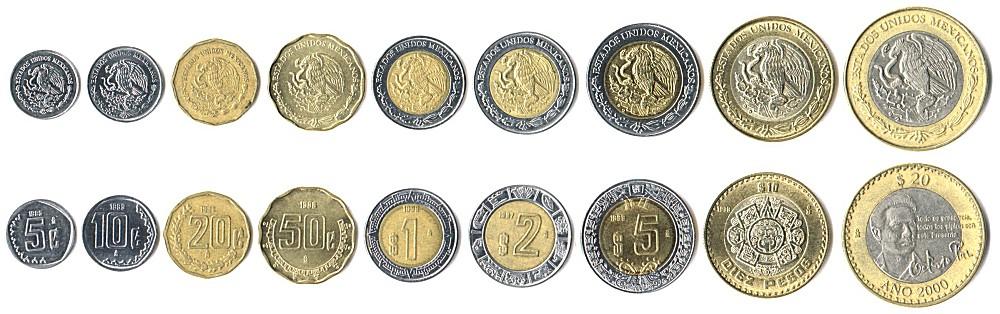 Numismatica, Coleccion e Intercambio de Monedas del Mundo