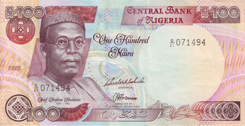 Nigerian Naira