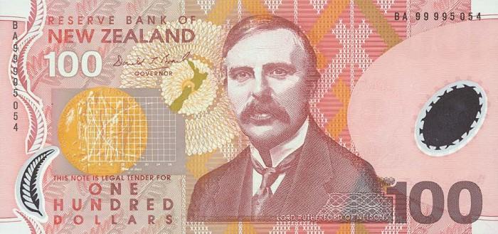 Dollar New Zealand