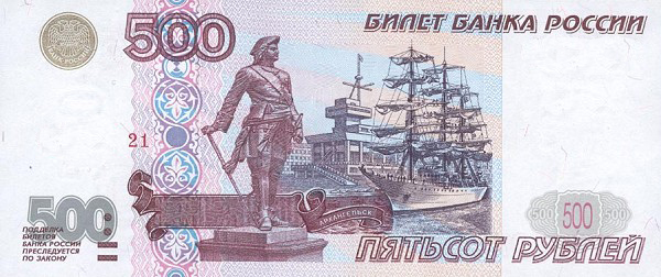 Russian ruble - Currency | Flags of countries