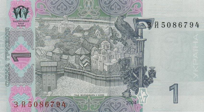 Ukrainian Hryvnia Currency Flags Of Countries