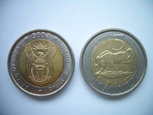 valuta rand