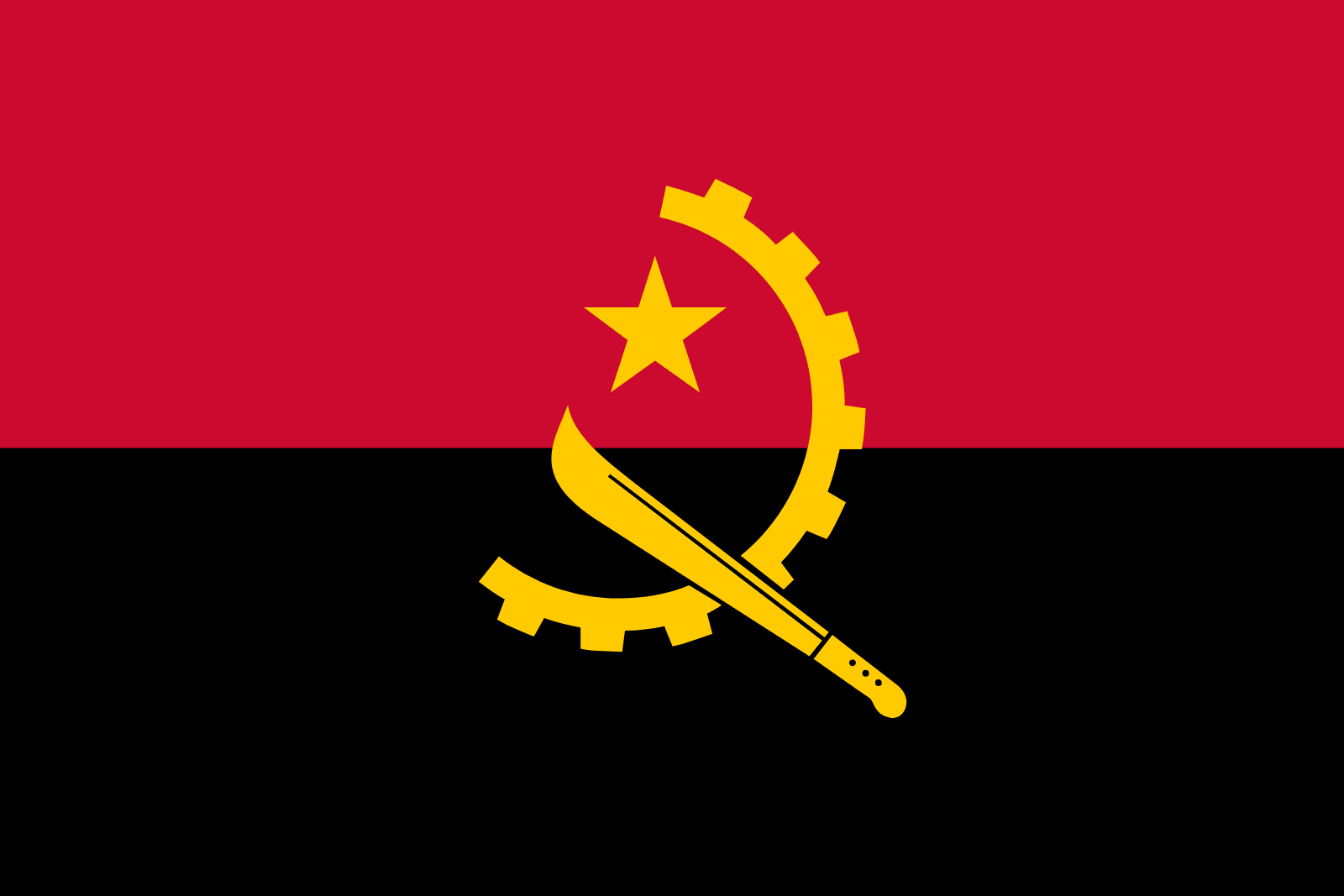 Angola  Flags of countries