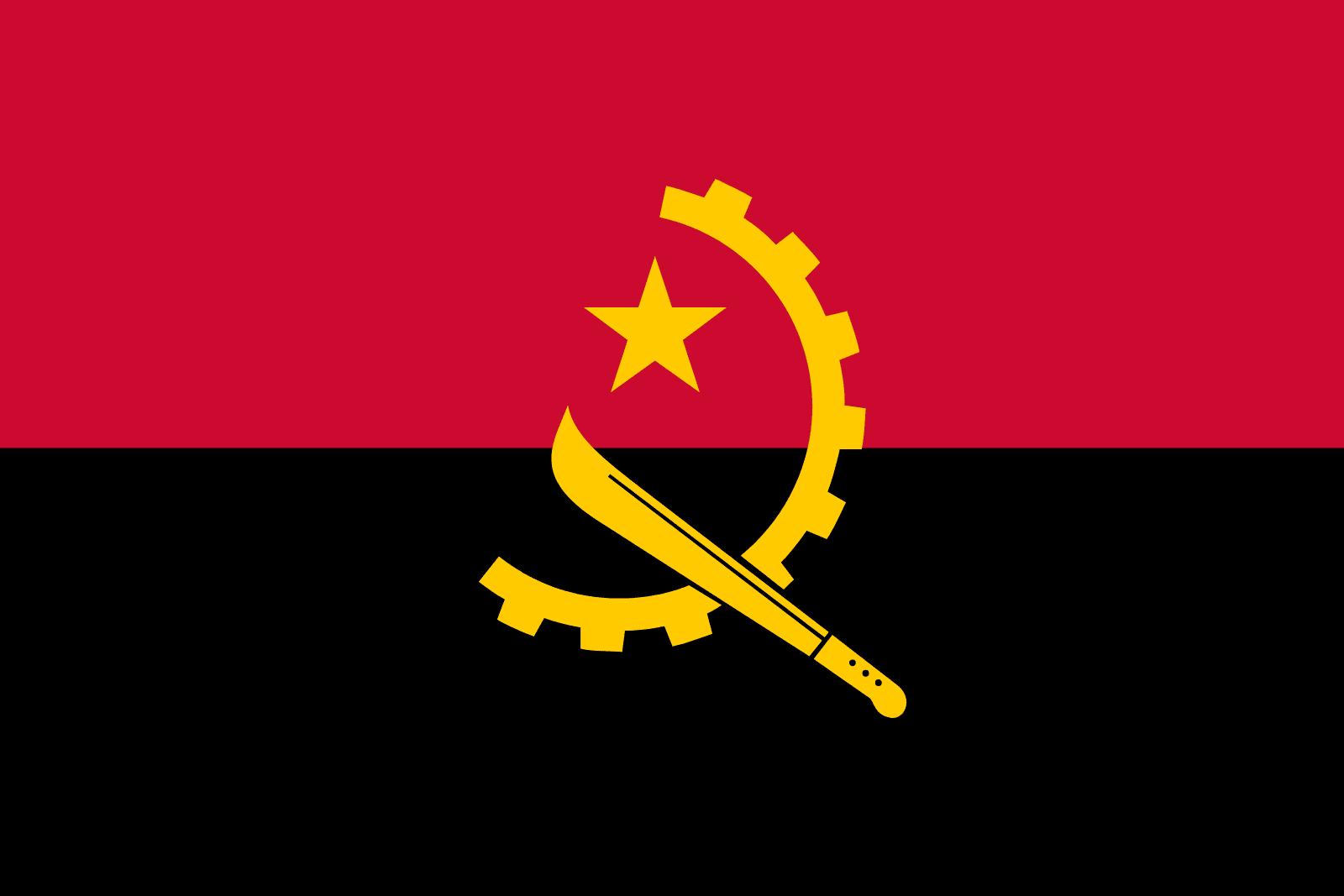 Angola face