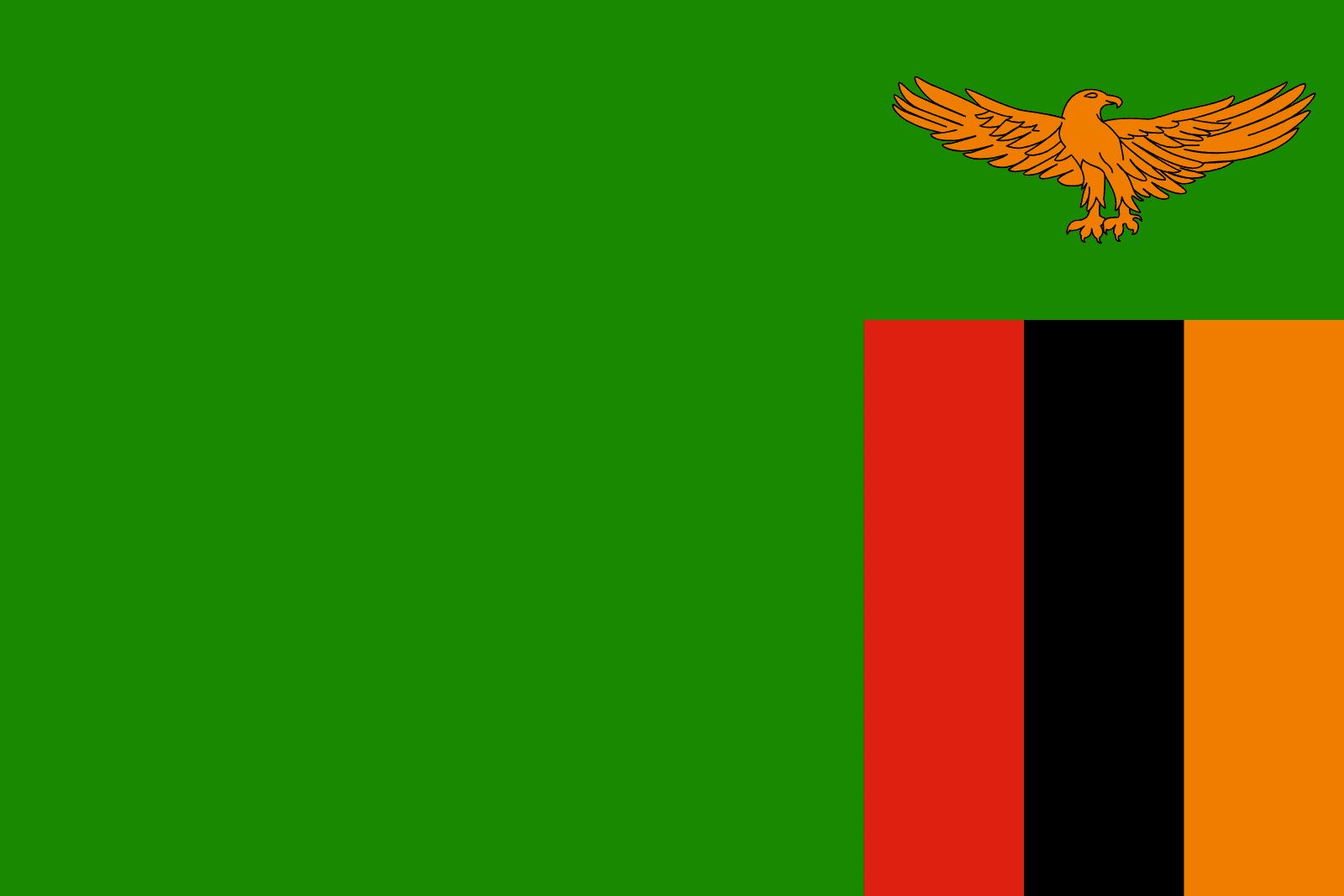 Kuvahaun tulos haulle sambian lippu
