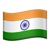 India Apple Emoji
