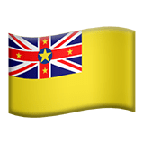 Niue Apple Emoji