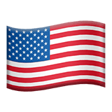 United States Minor Outlying Islands Apple Emoji