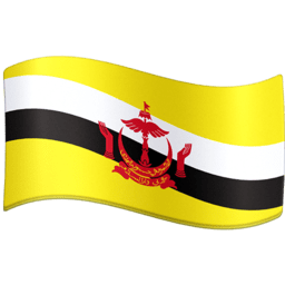 Brunei Facebook Emoji