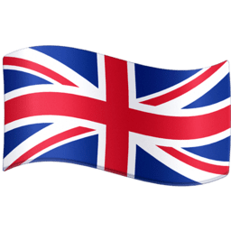 United Kingdom Facebook Emoji