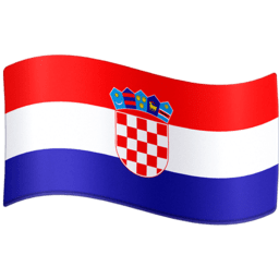 Croatia Facebook Emoji