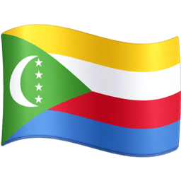 Comoros Facebook Emoji