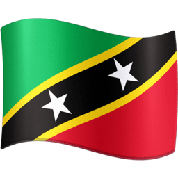 Saint Kitts and Nevis Facebook Emoji