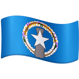 Northern Mariana Islands Facebook Emoji