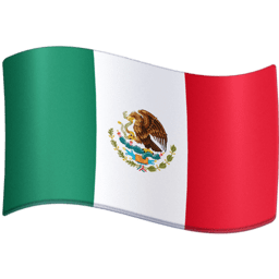 Mexico Facebook Emoji