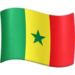 Senegal Facebook Emoji