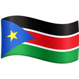 South Sudan Facebook Emoji