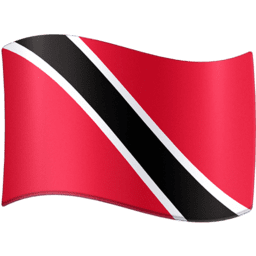 Trinidad and Tobago Facebook Emoji