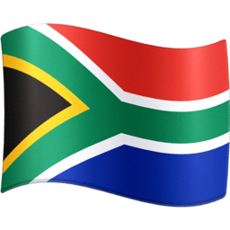 South Africa Facebook Emoji