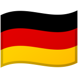 Germany Android/Google Emoji