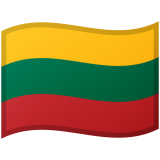 Lithuania Android/Google Emoji