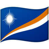 Marshall Islands Android/Google Emoji