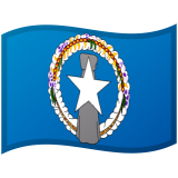 Northern Mariana Islands Android/Google Emoji