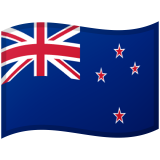 New Zealand Android/Google Emoji