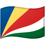 Seychelles Android/Google Emoji