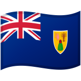 Turks and Caicos Islands Android/Google Emoji