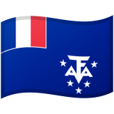 French Southern and Antarctic Lands Android/Google Emoji