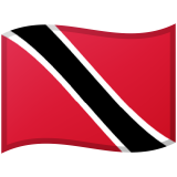 Trinidad and Tobago Android/Google Emoji
