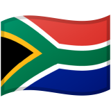 South Africa Android/Google Emoji