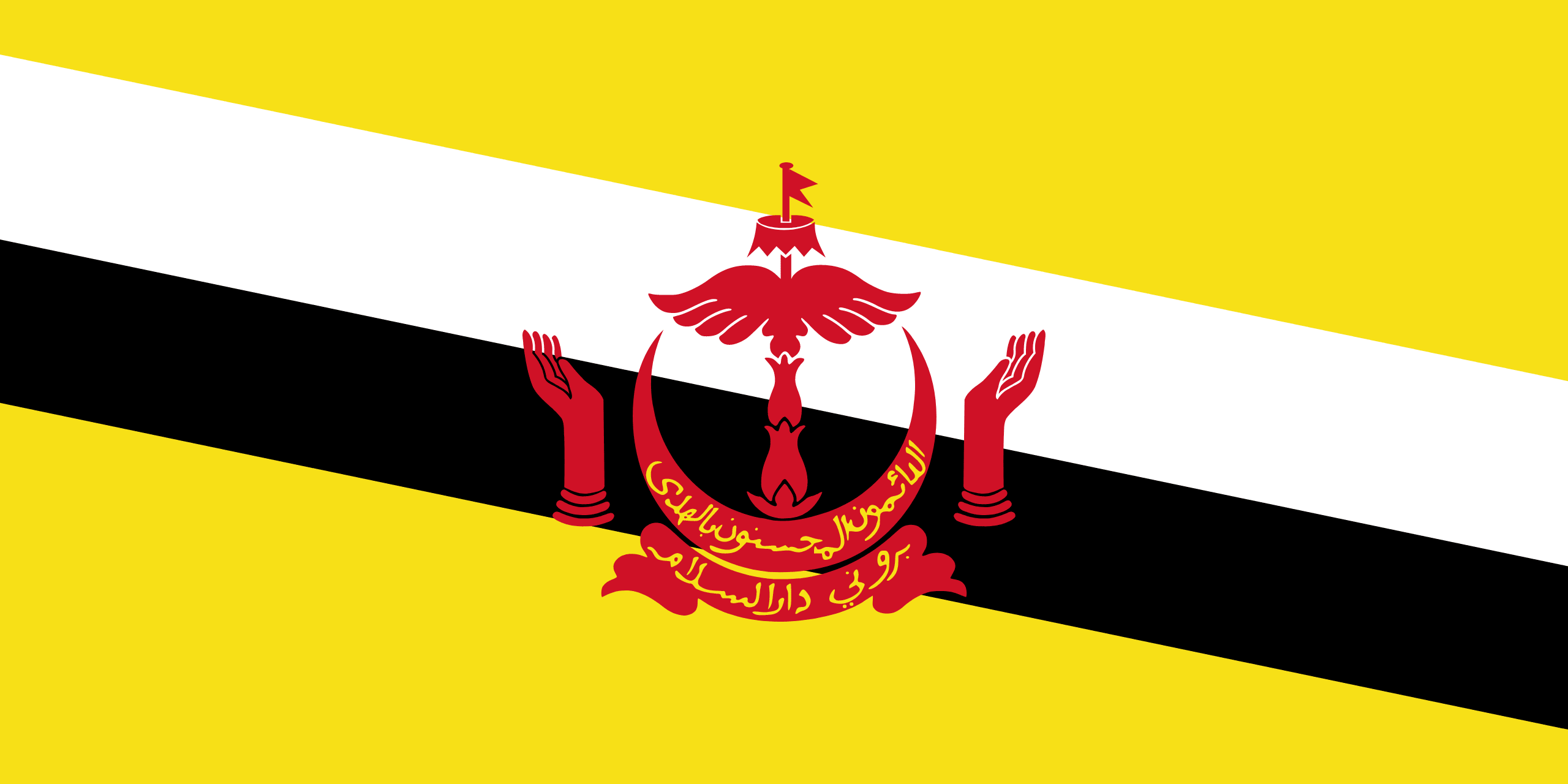 Brunei Flags Of Countries