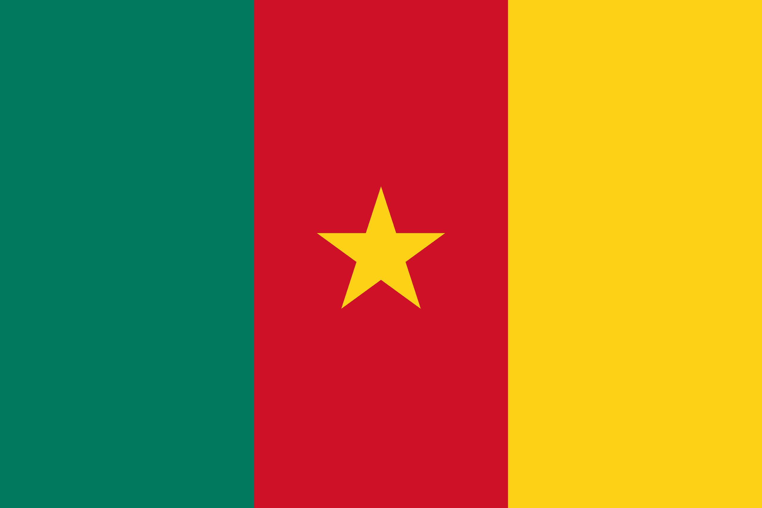 cameroon flags of countries