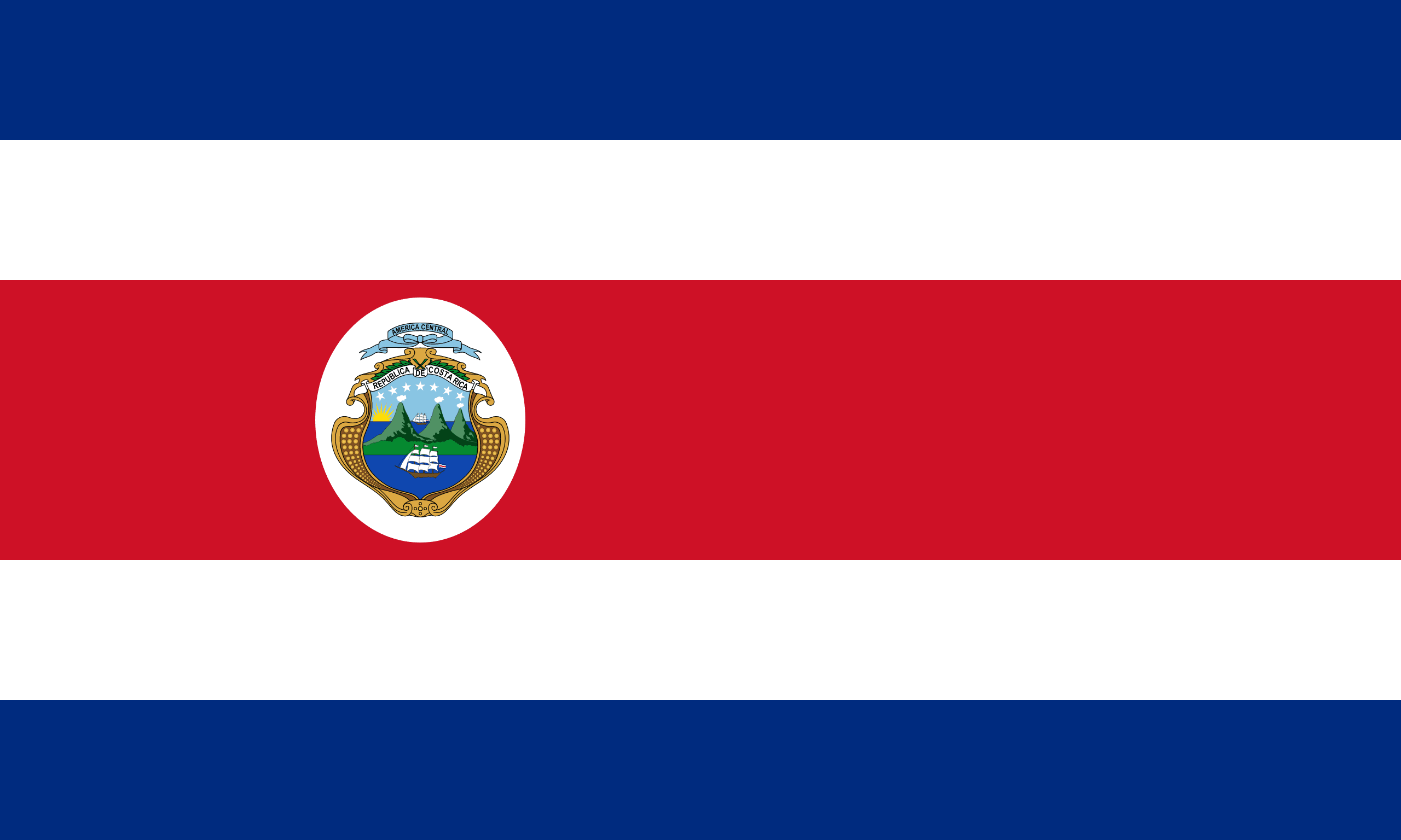 Costa Rica | Flags of countries
