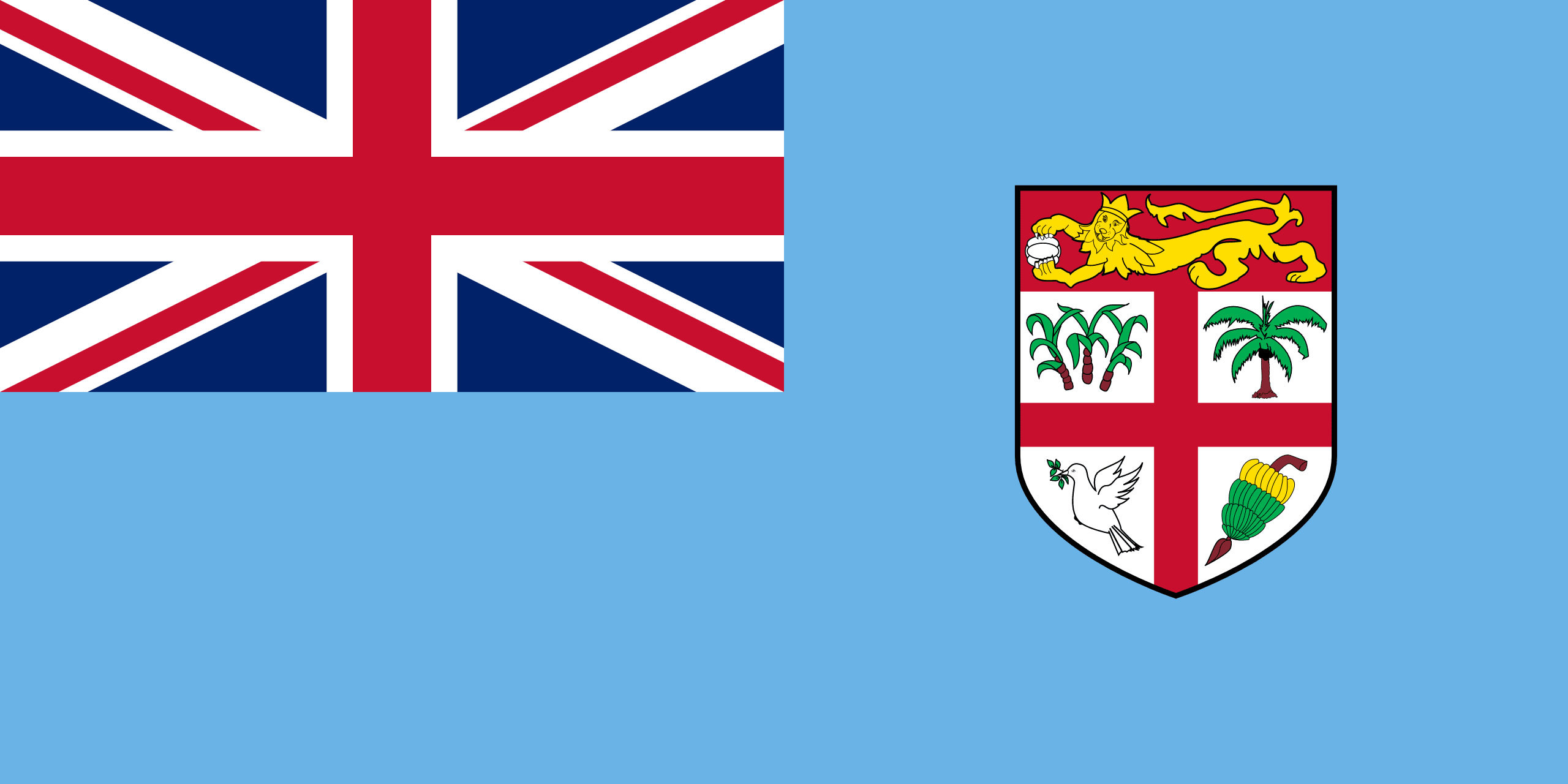 fiji flags of countries
