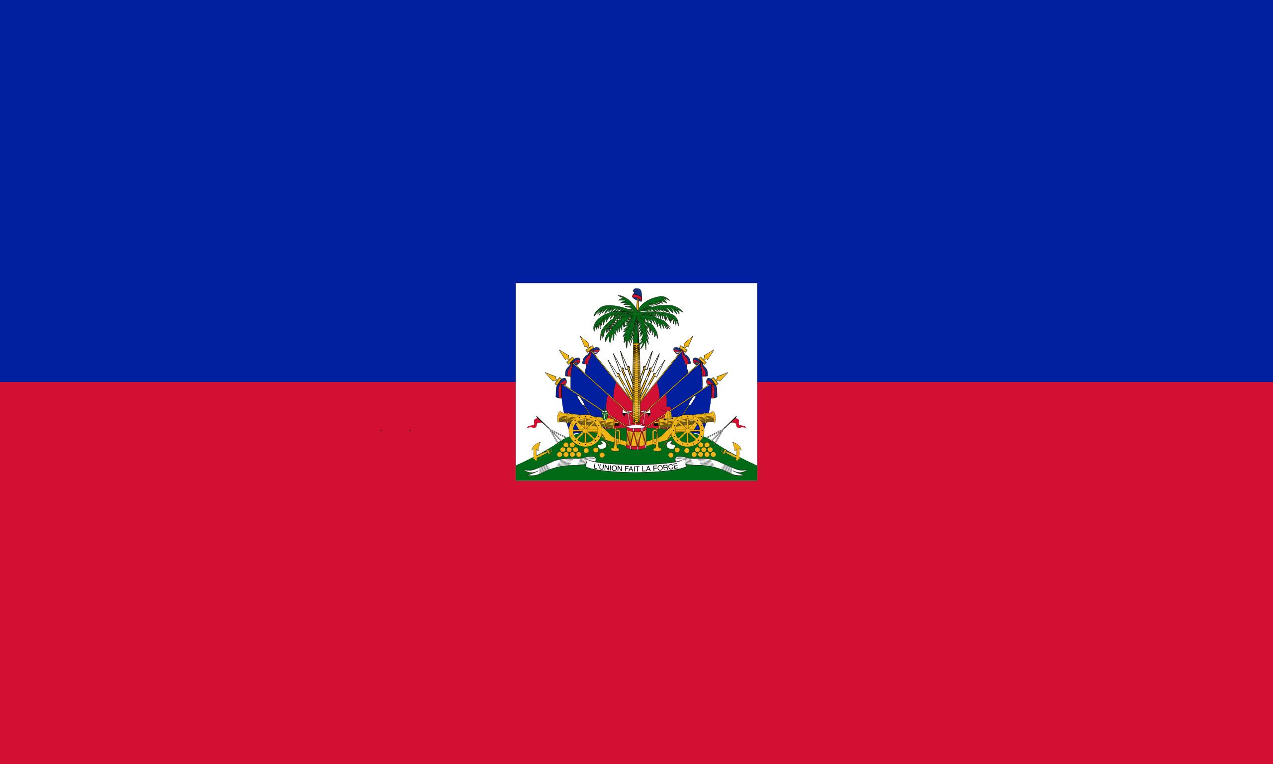 Bandera Haiti