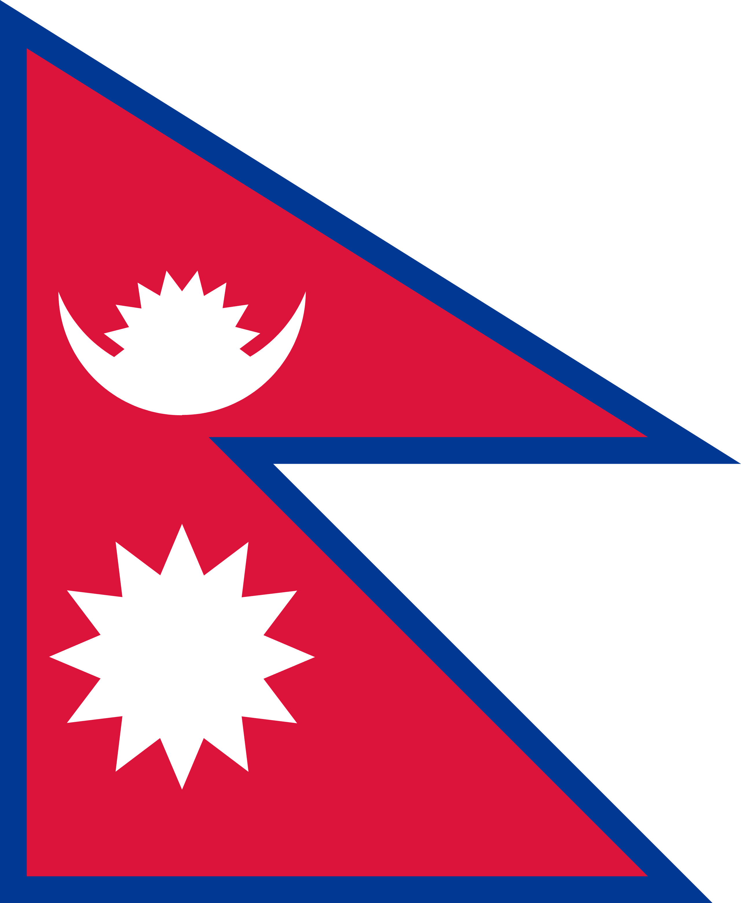 nepal flags of countries