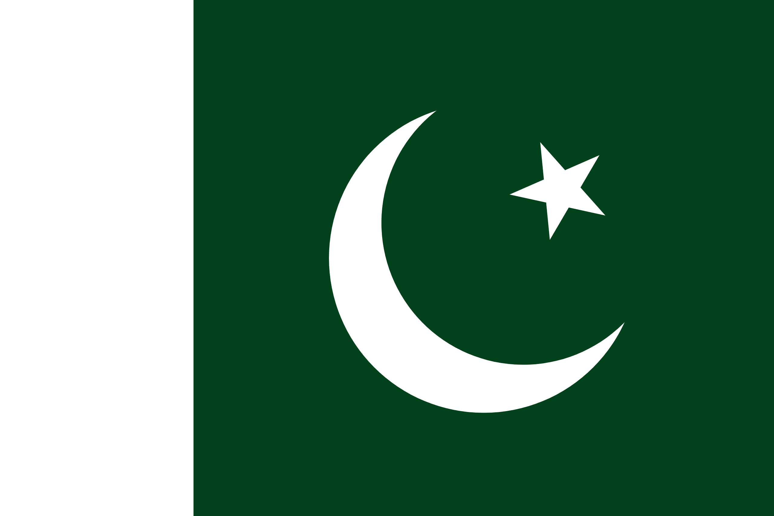Pakistan Flags Of Countries