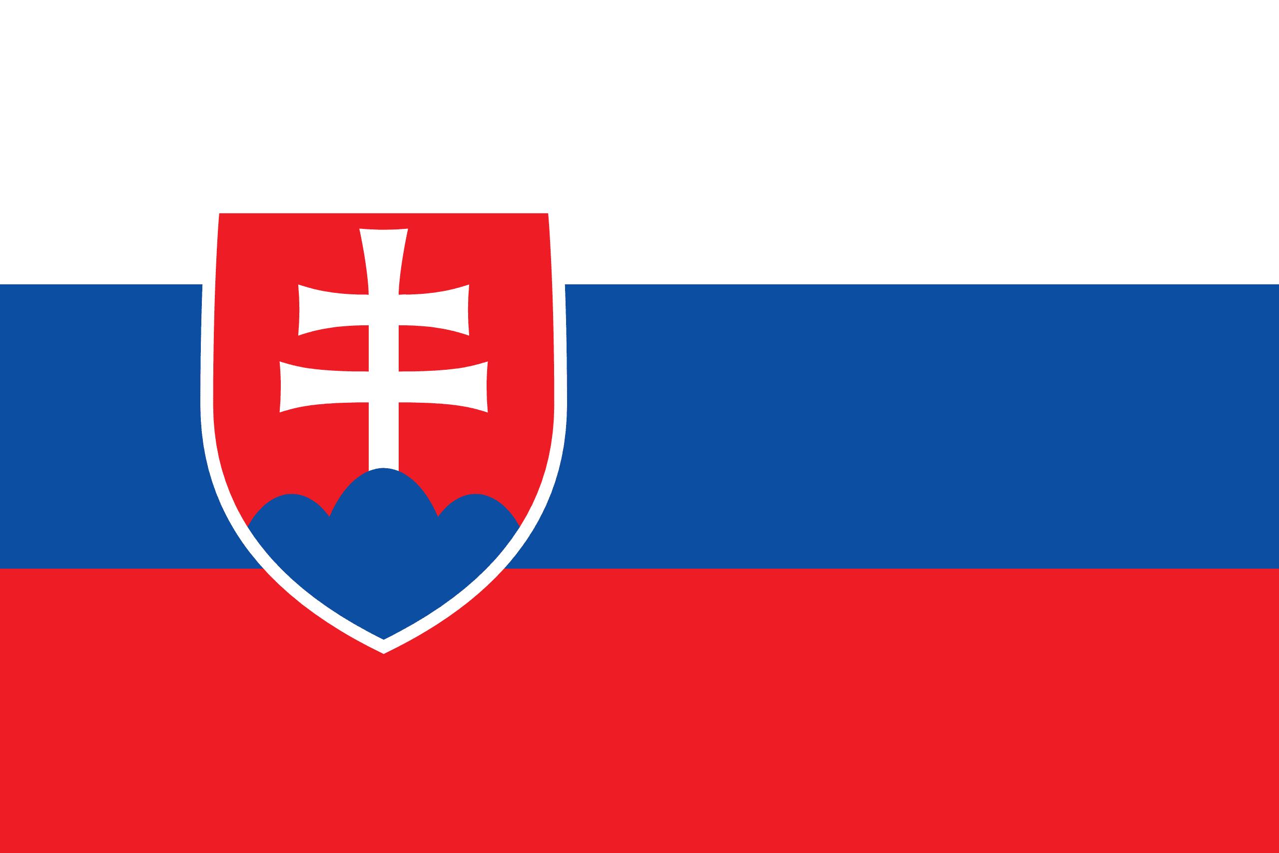Image result for slovakia FLAG