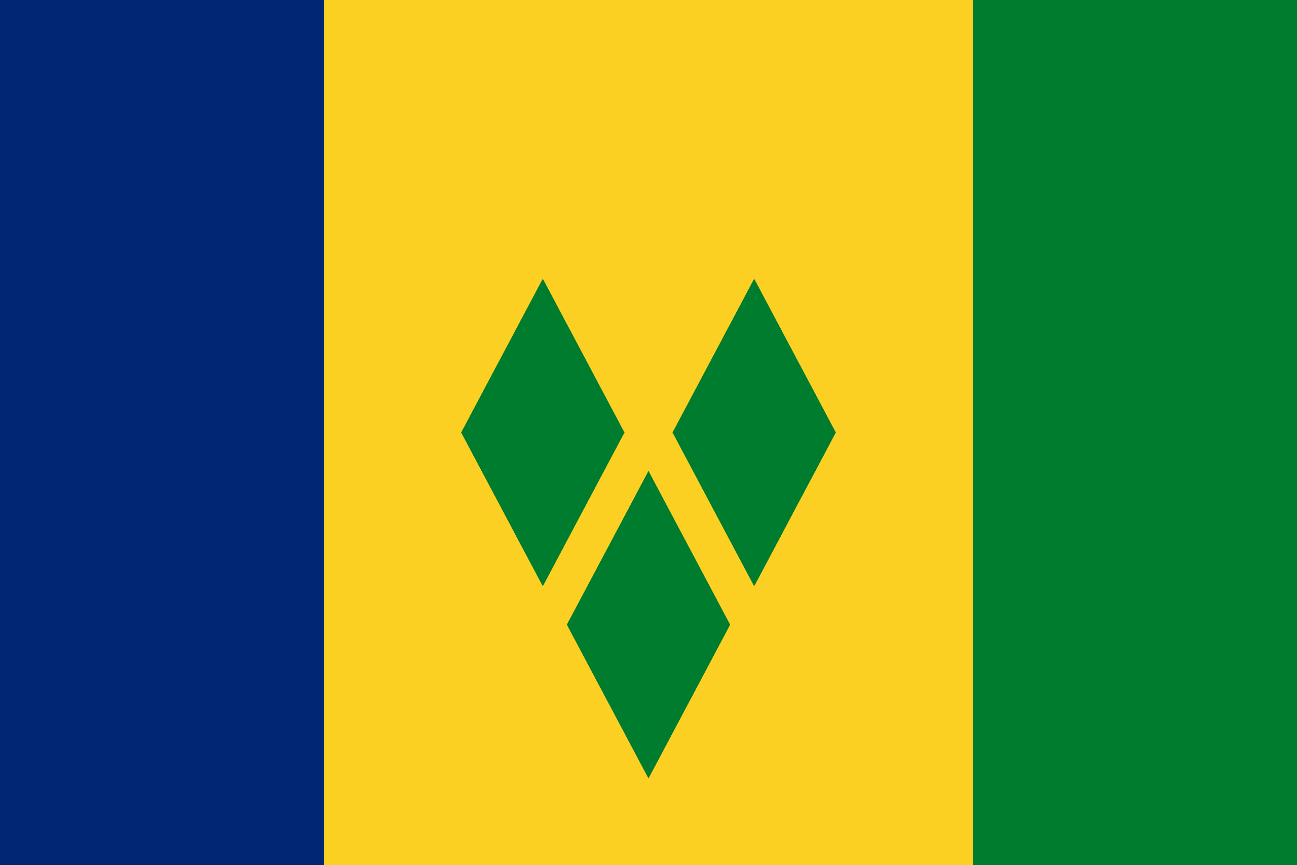 🇻🇨 Flag of Saint Vincent and the Grenadines – Flags of the