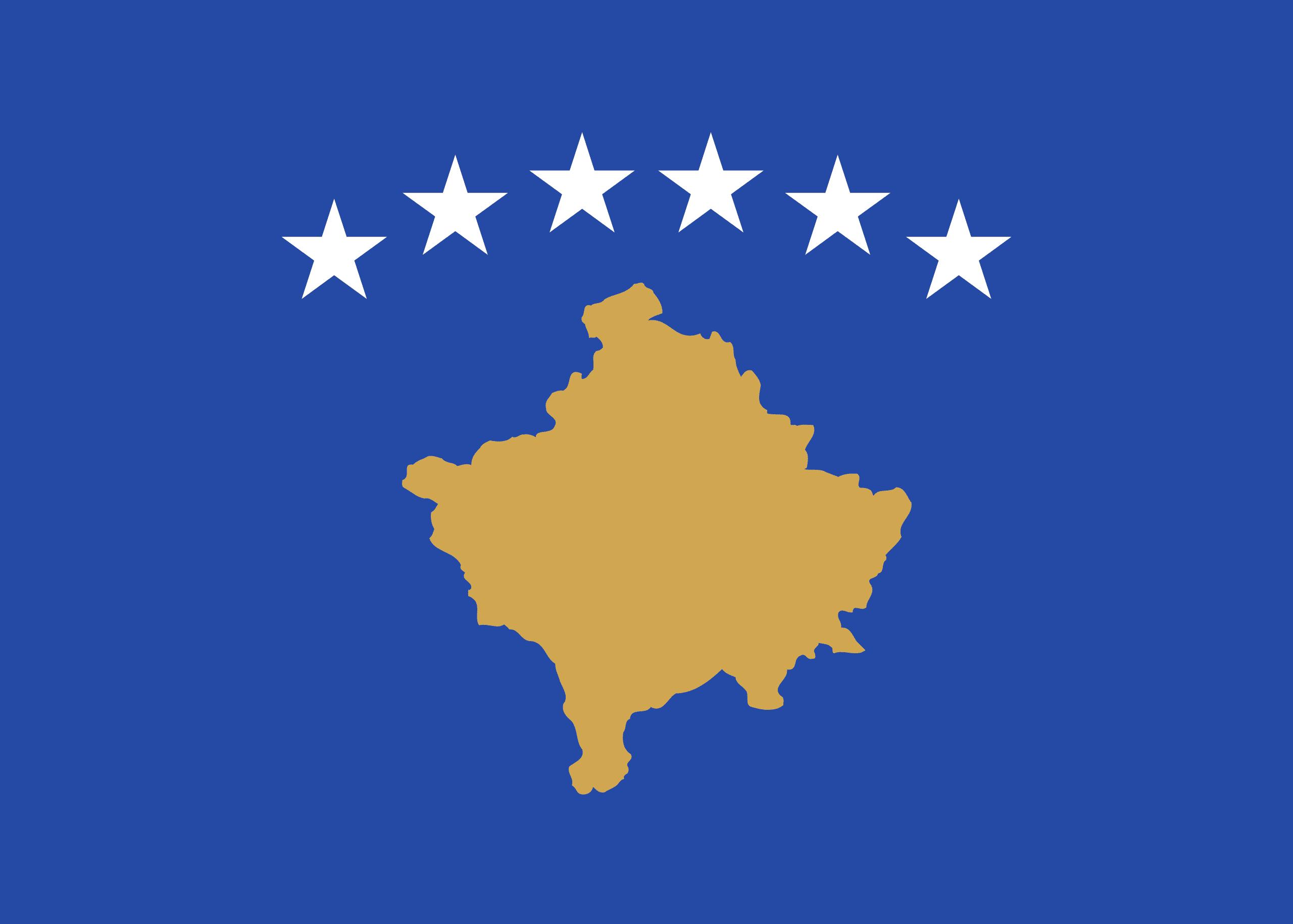 kosovo flags of countries