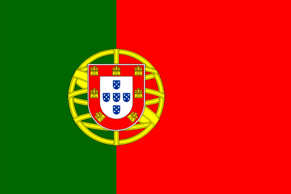 Flag of Portugal – Flags of the world